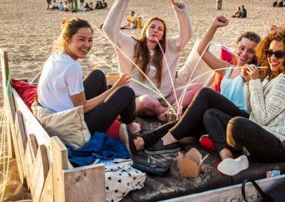 Beachclub Indigo Scheveningen