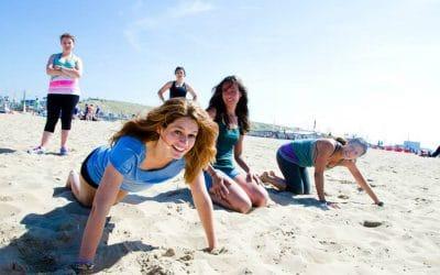 De 5 leukste teamuitjes op het strand bij Beachclub Indigo!