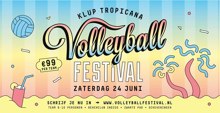 Klup Tropicana Volleyball Festival 2017