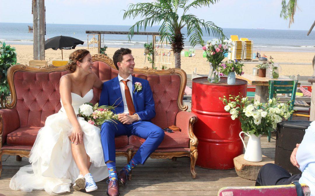 Love & Marriage bij Beachclub Indigo