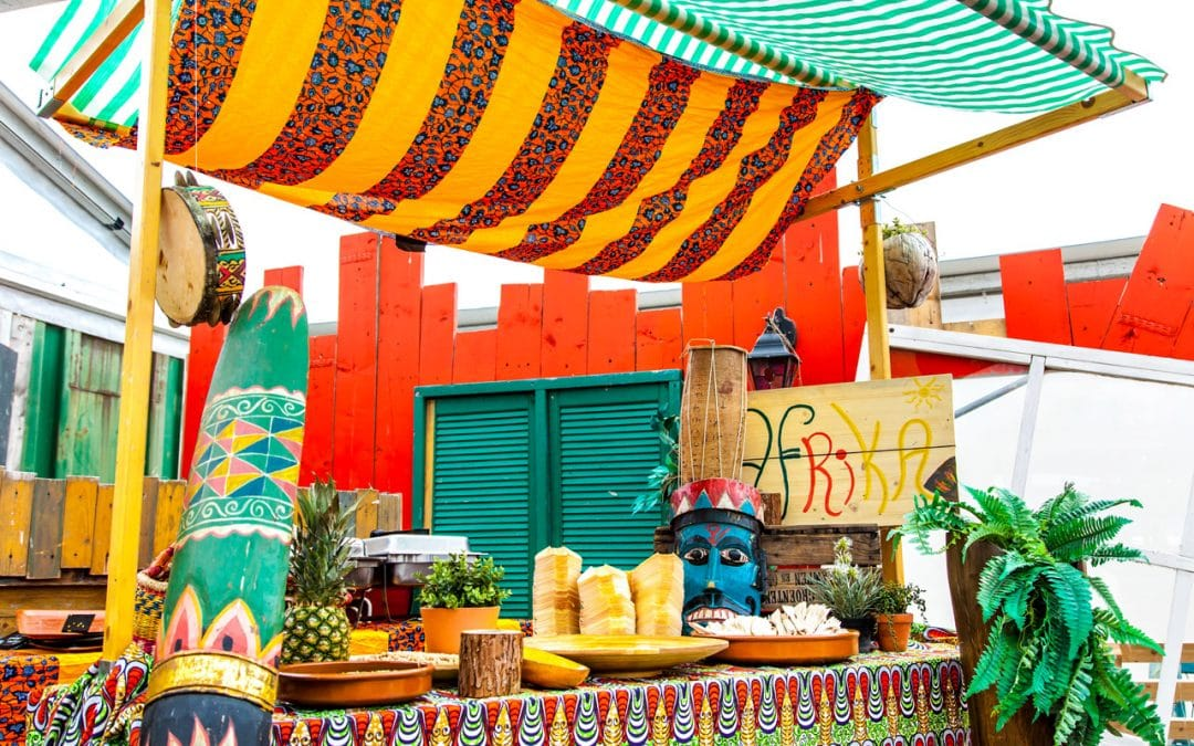 Street Food World Market