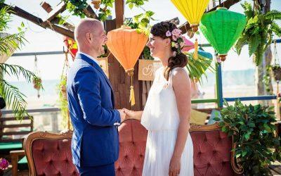 Hierom wil je trouwen op het strand bij Beachclub Indigo: een top 10!