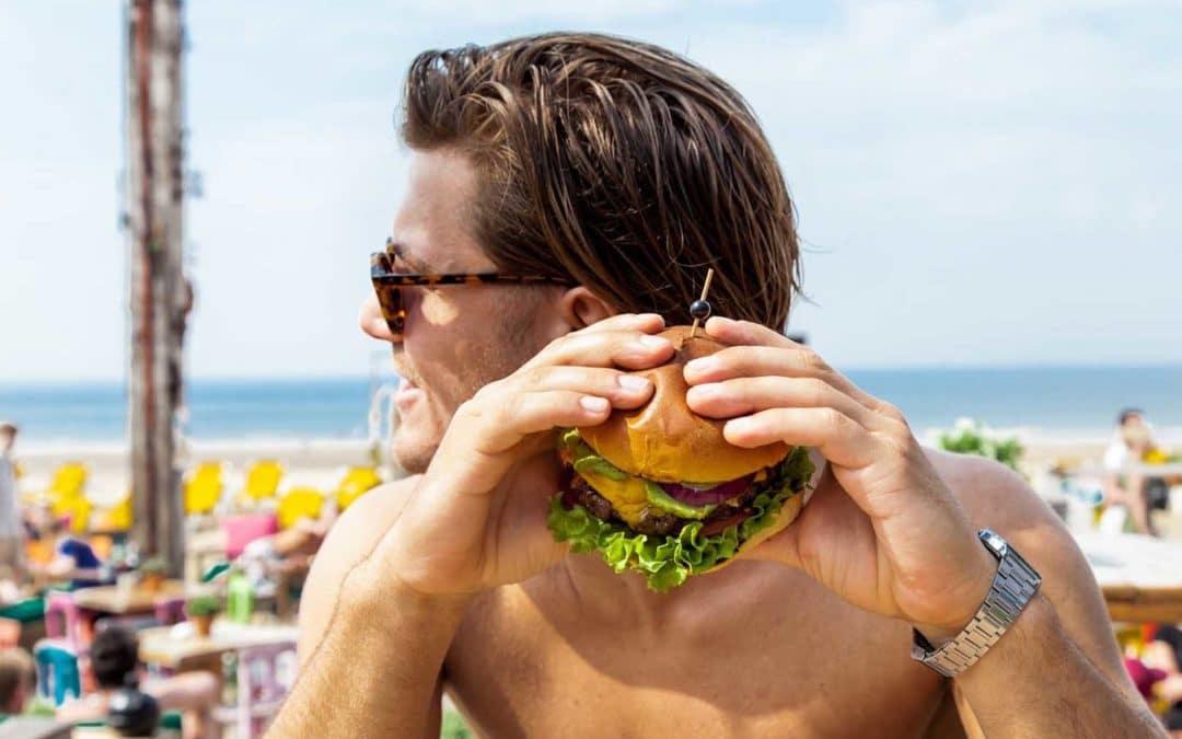 Beste burgers (ook vega en vegan) van het strand