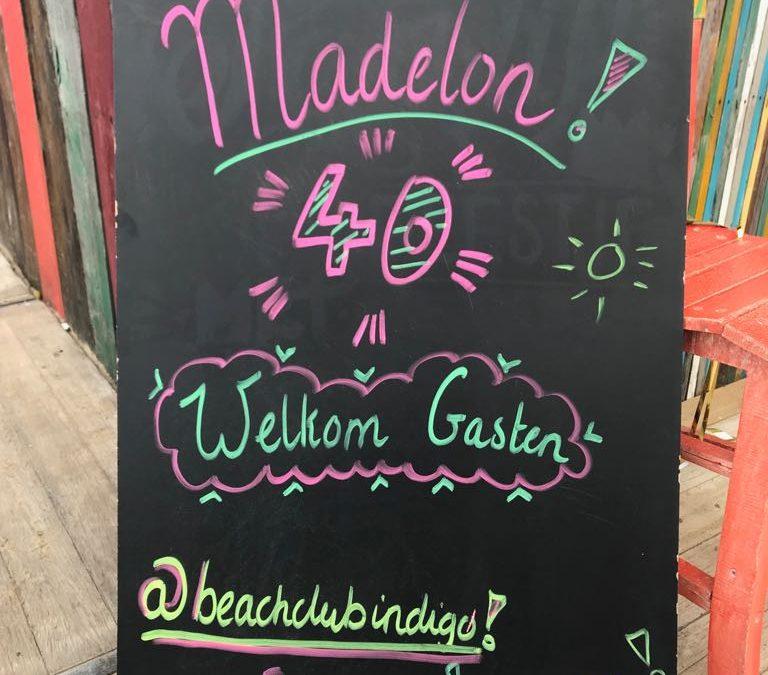 Hiep Hiep Hoera voor Madelon!