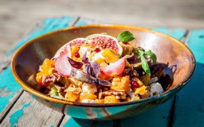 Teamuitje met geweldig eten? Proef de heerlijke Indigo-keuken