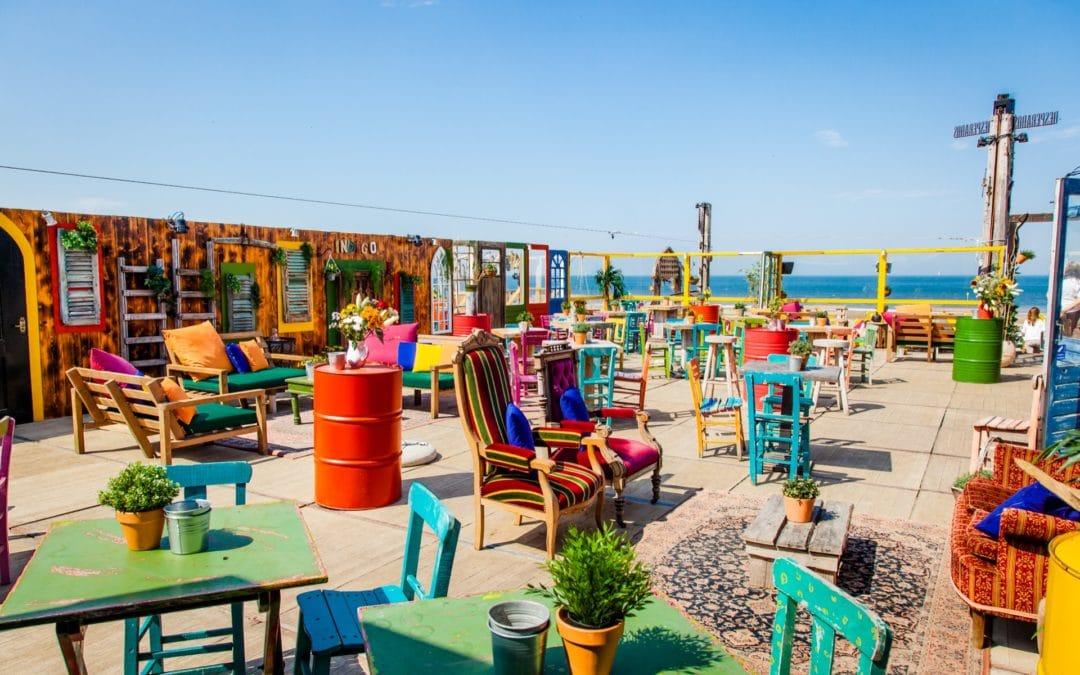 Beachclub Indigo's top 10 bedrijfsuitjes voor beginners