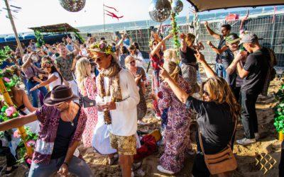 Organiseer je vrijgezellenfeest Strand, zon, zee en party bij Beachclub Indigo